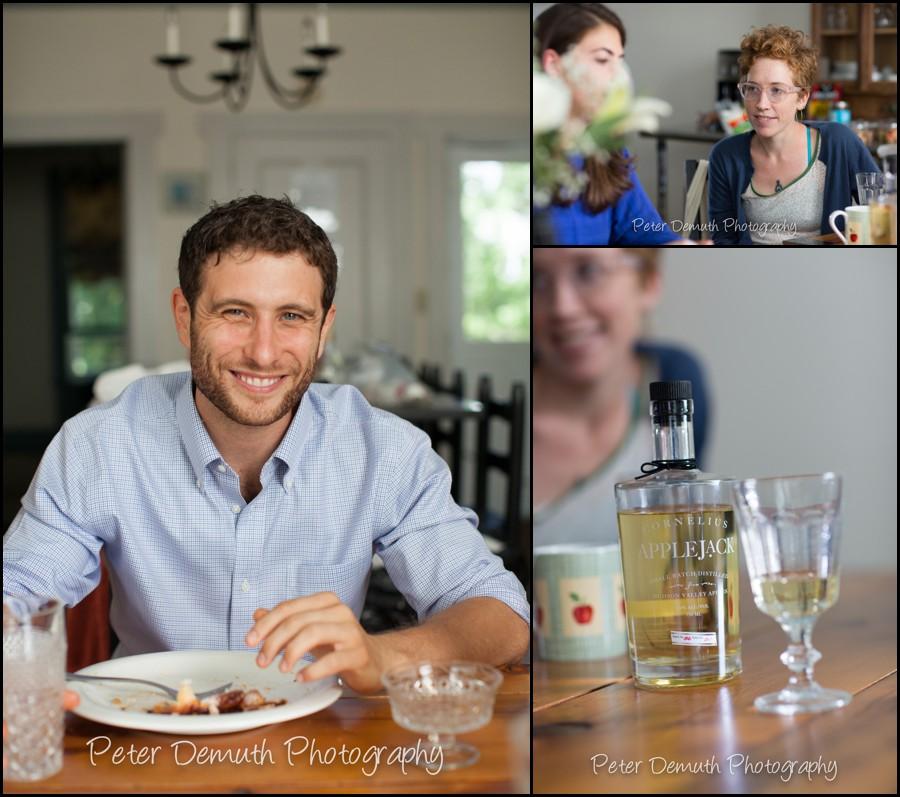 Wedding Venues In Hudson Valley Ny: Allison And Jake's Wedding: Apple Barn Farm, Germantown