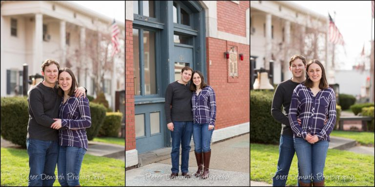 Roundhouse Beacon NY Engagement Session - Hudson Valley