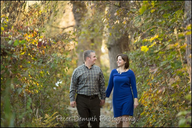 Vassar College Engagement Session 01