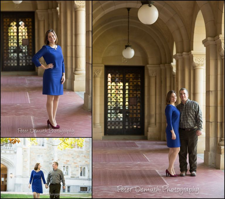 Vassar College Engagement Session 03