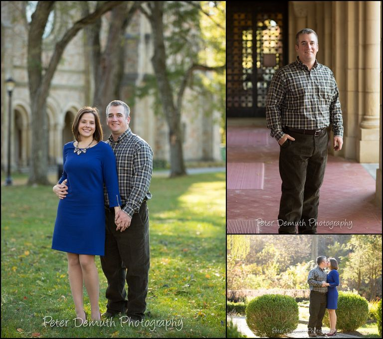 Vassar College Engagement Session 04